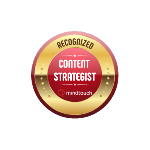 MindTouch Top 200 Content Strategist for 2016