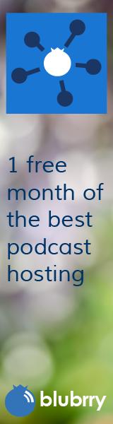 Blubrry affiliate banner