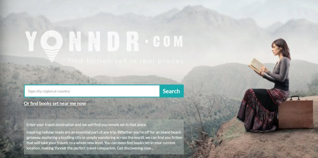 Yonndr.com screenshot