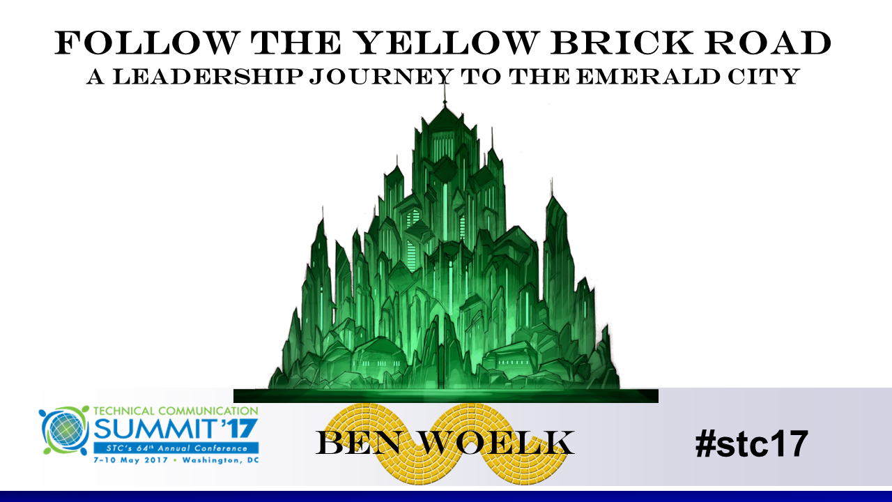 Follow the Yellow Brick Road cover slide